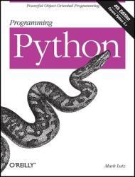Programming Python (ISBN: 9780596158101)