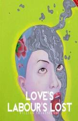 Love's Labour's Lost Illustrated (ISBN: 9798704442905)