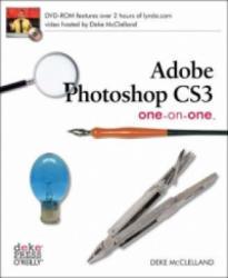 Adobe Photoshop CS3 One-on-one - Deke McClelland (ISBN: 9780596529758)