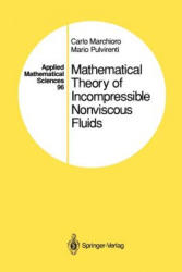Mathematical Theory of Incompressible Nonviscous Fluids (2012)