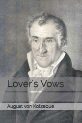 Lover's Vows (ISBN: 9798688887365)