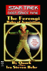 The Star Trek: Deep Space Nine: The Ferengi Rules of Acquisition (2007)