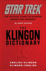 The Star Trek: The Klingon Dictionary (2001)