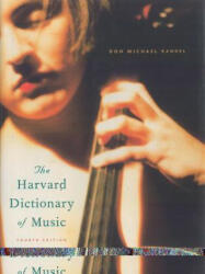 The New Harvard Dictionary of Music (2011)