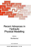 Recent Advances in Hydraulic Physical Modelling - Conference Proceedings (1989)