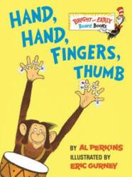 Hand, Hand, Fingers, Thumb - Al Perkins (2001)