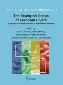 Ecological Status of European Rivers: Evaluation and Intercalibration of Assessment Methods (2010)