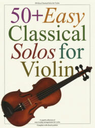 50+ Easy Classical Solos For Violin (2010)