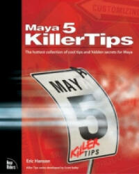 Maya 5 Killer Tips - New Riders Development Group (2012)