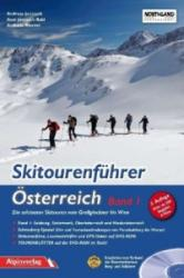 Skitourenführer Österreich, m. DVD-ROM. Bd. 1 - Andreas Jentzsch, Axel Jentzsch-Rabl, Andreas Riesner (2011)