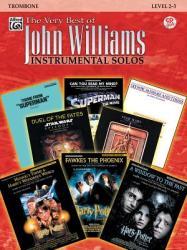 The Very Best of John Williams: Trombone, Book CD (2011)