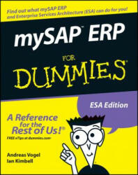 MySAP ERP For Dummies - Andreas Vogel (ISBN: 9780764599958)