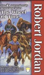 Wheel of Time, Boxed Set III, Books 7-9 (2009)