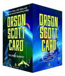 Ender Quartet Boxed Set - Orson Scott Card (2011)