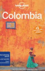 Lonely Planet Colombia - Alex Egerton, Kevin Raub, Tom Masters (2015)