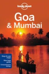 Lonely Planet Goa & Mumbai - Amelia Thomas (2012)