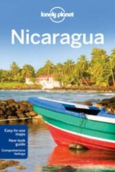 Lonely Planet Nicaragua - Alex Egerton (2013)