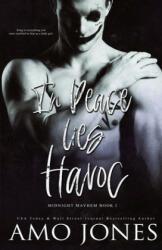 In Peace Lies Havoc - Amo Jones (ISBN: 9781704381404)