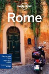 Lonely Planet Rome - Abigail Blasi, Duncan Garwood (ISBN: 9781743216804)