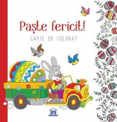 Paște fericit! - Carte de colorat (ISBN: 5948495004927)