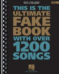 The Ultimate Fake Book: C Edition (2002)