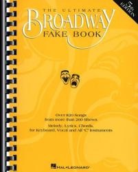 The Ultimate Broadway Fake Book (2005)