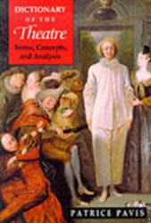 Dictionary of the Theatre - Patrice Pavis (2002)