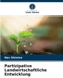 Partizipative Landwirtschaftliche Entwicklung (ISBN: 9786202912204)