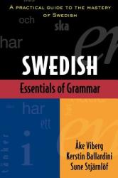 Essentials of Swedish Grammar - Ake Viberg (2007)
