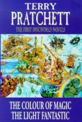 First Discworld Novels (2010)