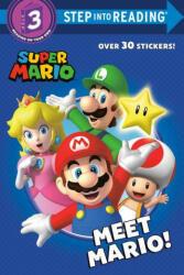 Meet Mario! (ISBN: 9780593304440)