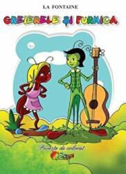 Greierele si furnica - La Fontaine (ISBN: 9786067530568)