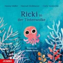 Ricki in der Tintenwolke - Hanna Müller, Hannah Stollmeyer, Adolfo Serra (2021)