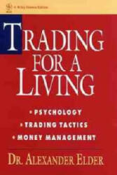 Trading for a Living - Alexander Elder (ISBN: 9780471592242)