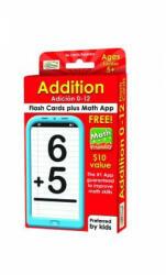 Addition 0-12 Flash Cards - Alex A Lluch (ISBN: 9781613510988)