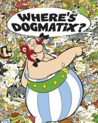 Where's Dogmatix? - Albert Uderzo (2012)