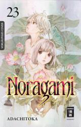 Noragami 23 - Ai Aoki (ISBN: 9783770436477)
