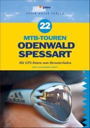 MTB-Touren Odenwald Spessart (2012)