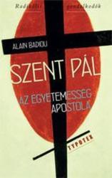 Alan Badiou: Szent Pál könyv (2012)