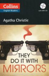 THEY DO IT WITH MIRRORS+CD/MP3 - Agatha Christie (ISBN: 9780007451678)