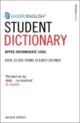 Easier English Student Dictionary - P H Collin (ISBN: 9780747566243)