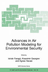 Advances in Air Pollution Modeling for Environmental Security (2008)