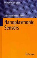 Nanoplasmonic Sensors (2012)