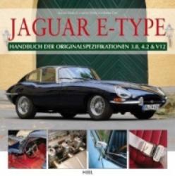 Jaguar E-Type - Anders D. Clausager, Simon Clay (2012)