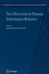 New Directions in Human Information Behavior - Amanda Spink, Charles Cole (2010)