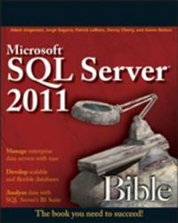 Microsoft SQL Server 2012 Bible - Adam Jorgensen (2012)