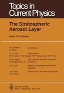 Stratospheric Aerosol Layer (2011)