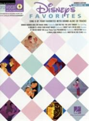 Disney Favorites: Pro Vocal Women's Edition Volume 16 - Disney Favourites (2008)
