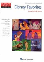 Hal Leonard Student Piano Library: Disney Favourites (2002)