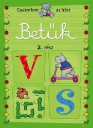 Betűk 2. rész /Gyakorlom az írást (2012)
